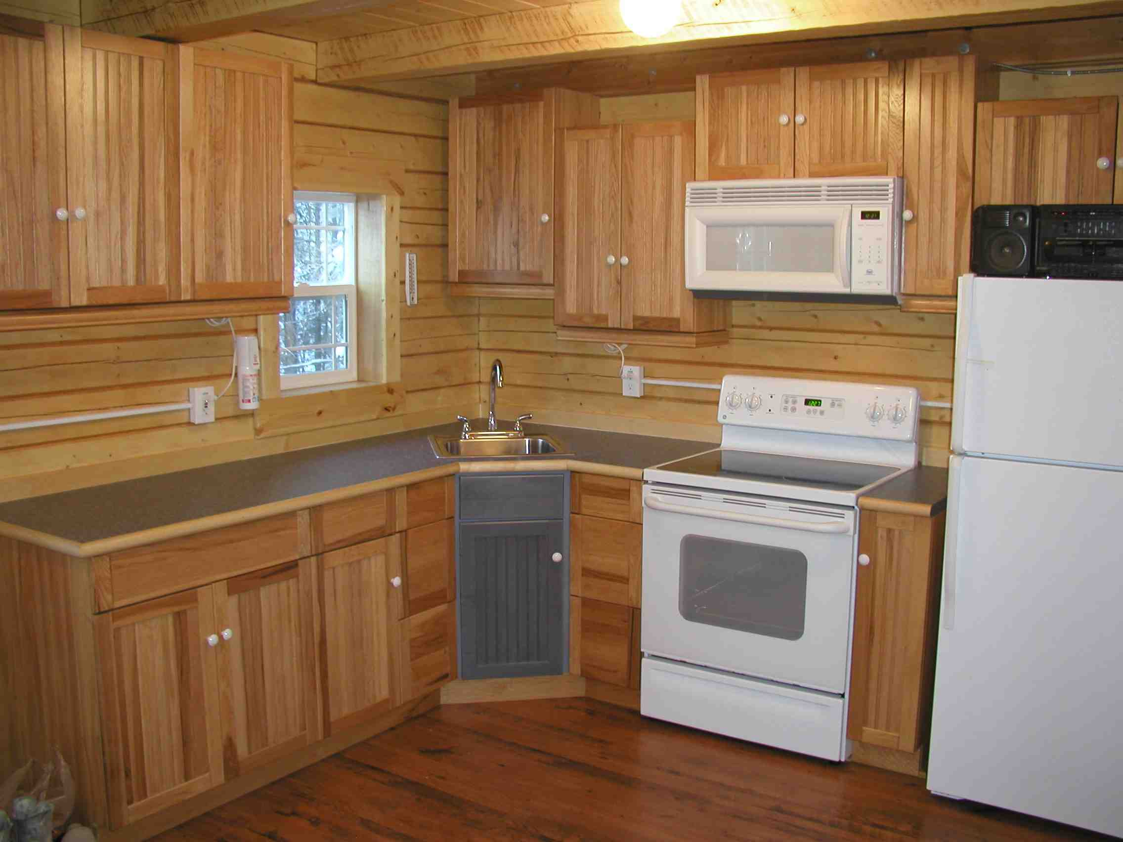 Small Cabin Kitchen Ideas Part - 21: Small Cabin Kitchen