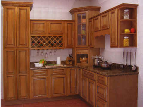 small cabinets for kitchen photo - 2