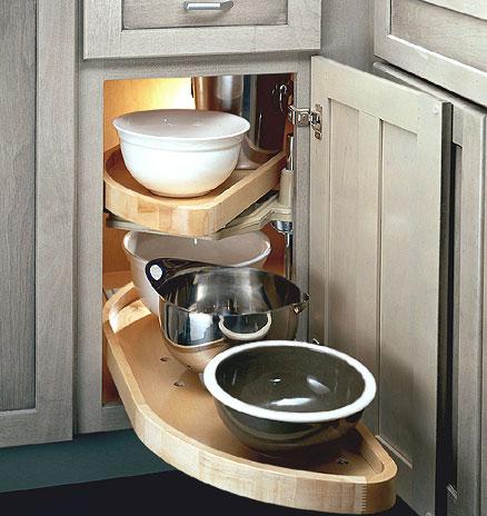 Small Corner Kitchen Cabinet