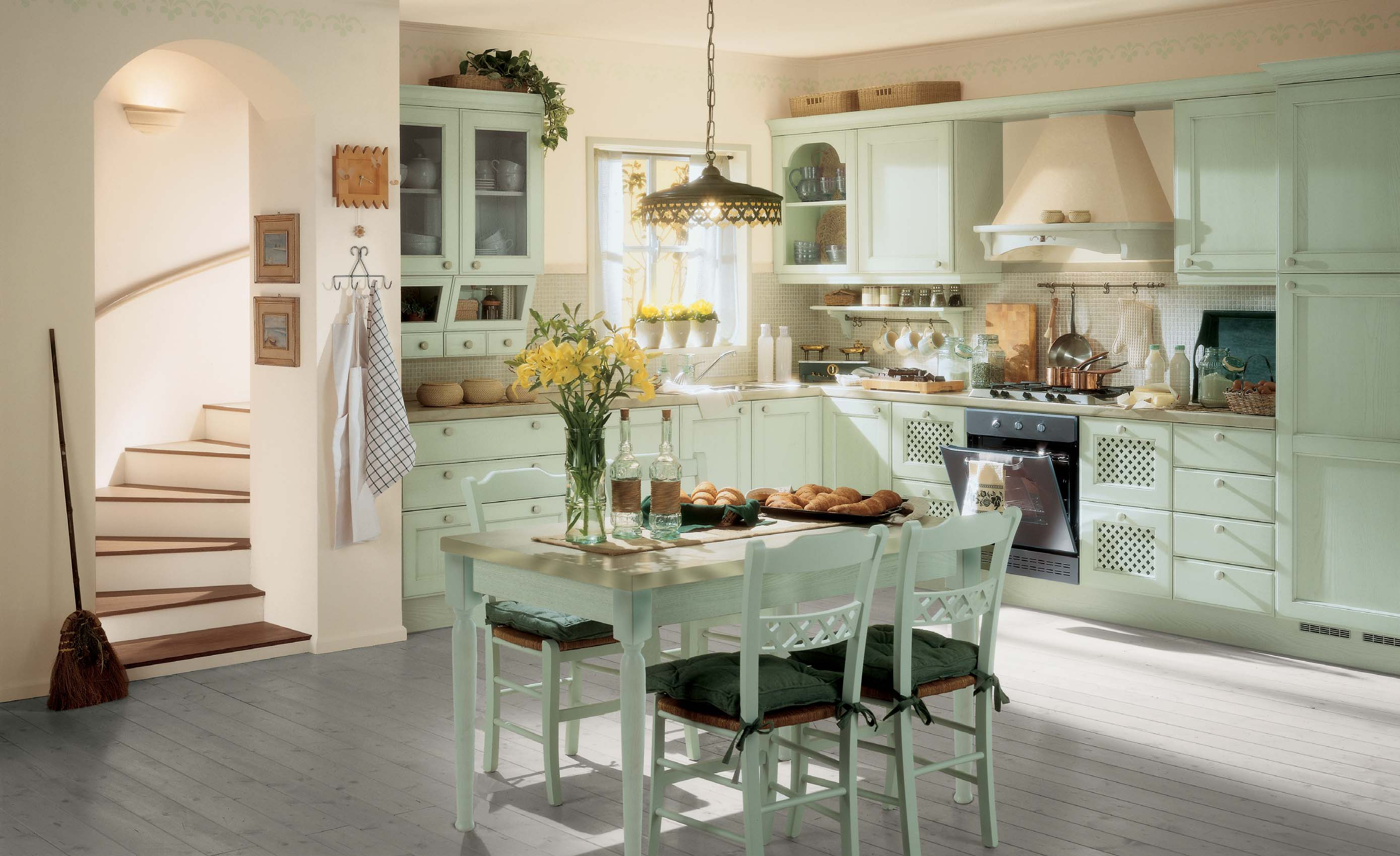 Uncategorized Small Country Kitchen Designs small country kitchen designs pictures large and beautiful photo 2