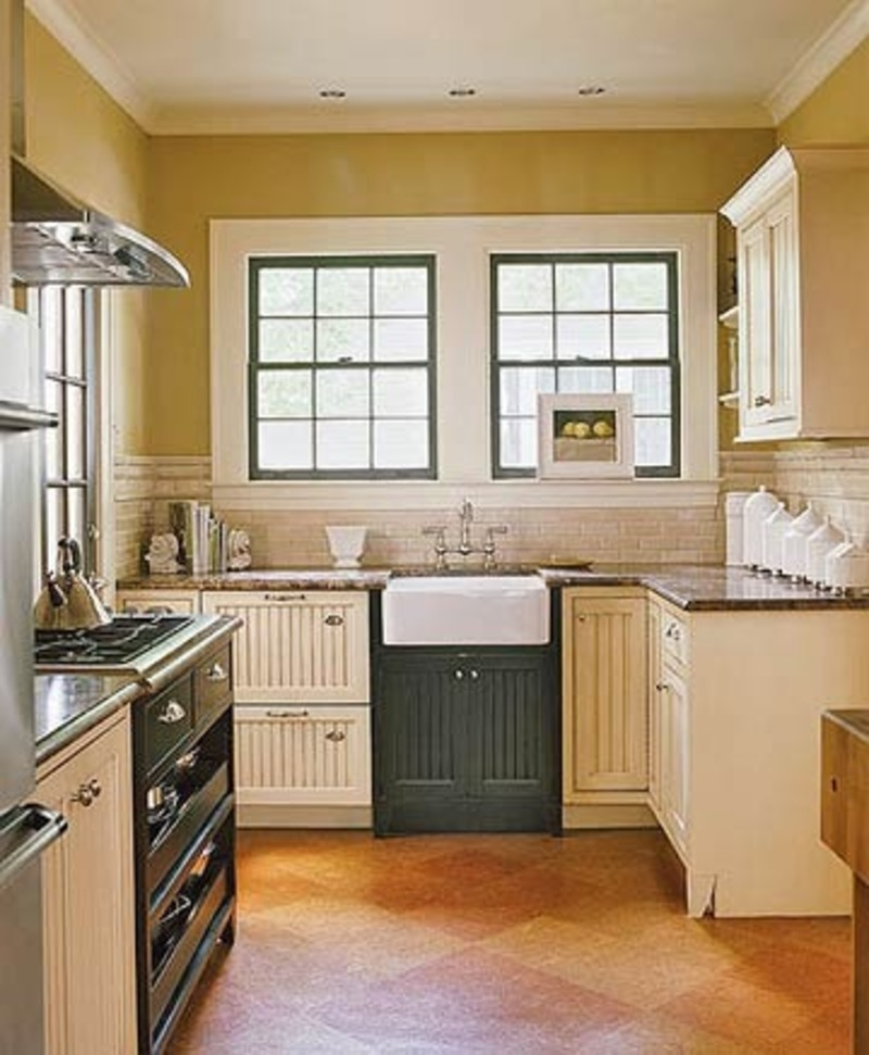 Small Country Kitchens Photo 2