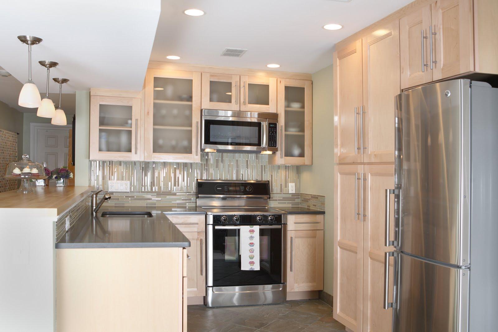 small designer kitchens photo - 1