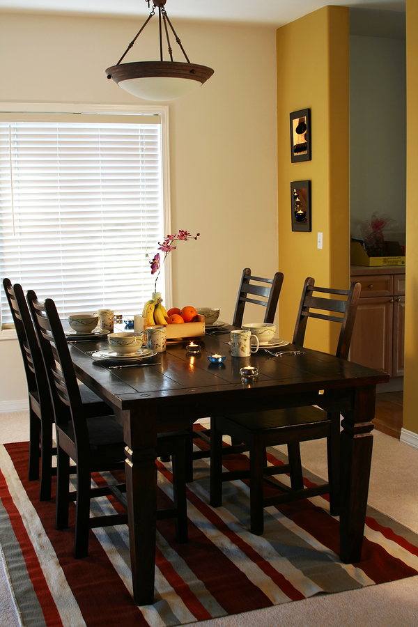 Ideas For Small Dining Rooms