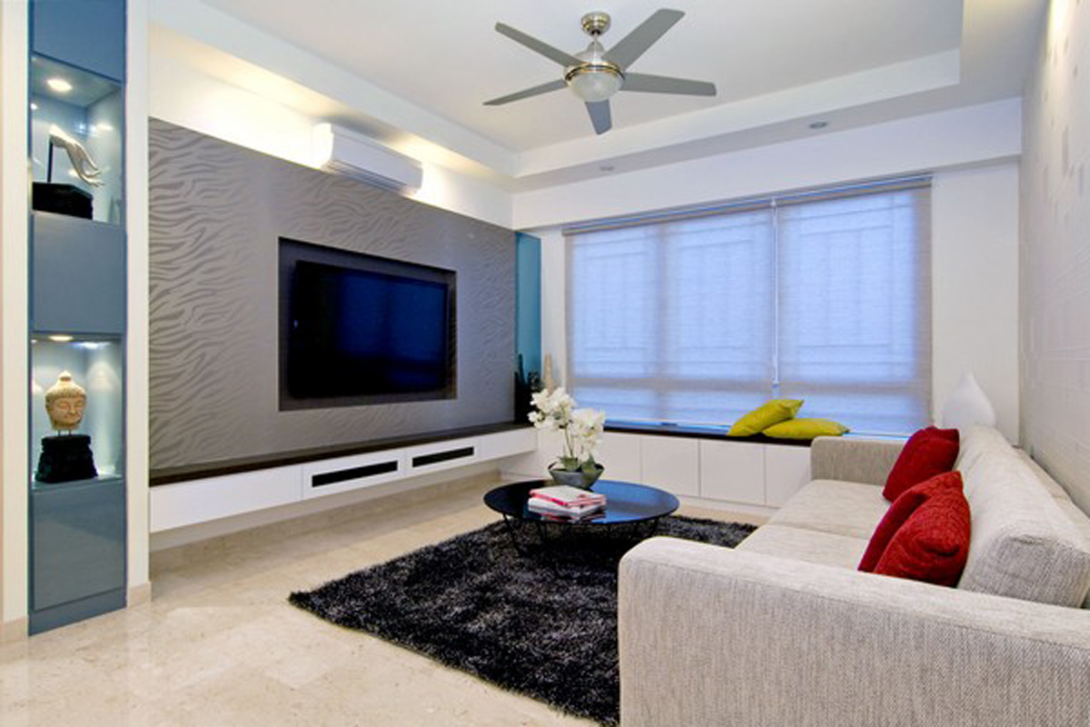 small flat screen tv for kitchen photo - 2