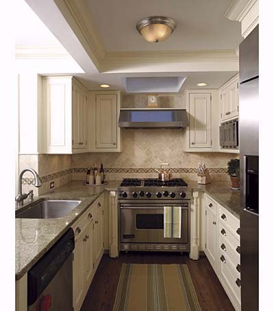 Small Galley Kitchens