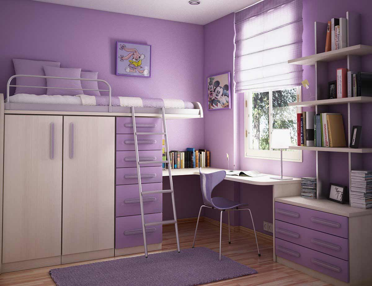 small kids bedrooms photo - 2