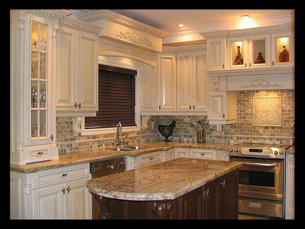 small kitchen backsplash ideas photo - 1