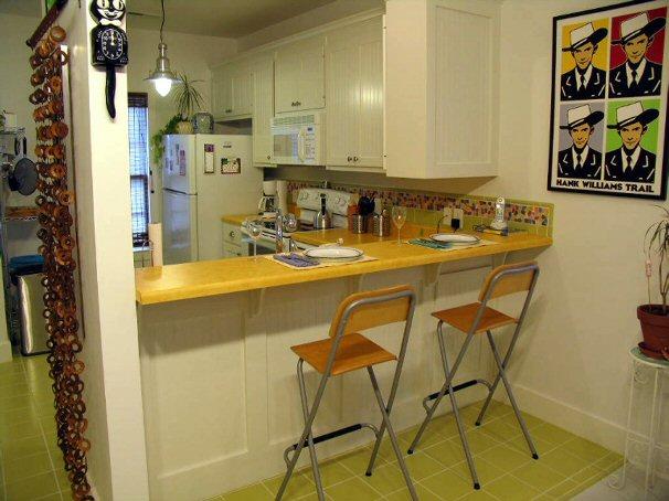 small kitchen bar photo - 1