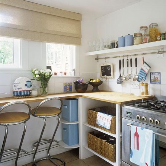 small kitchen bar photo - 2