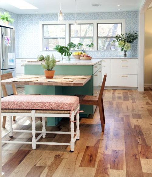 small kitchen bench photo - 2
