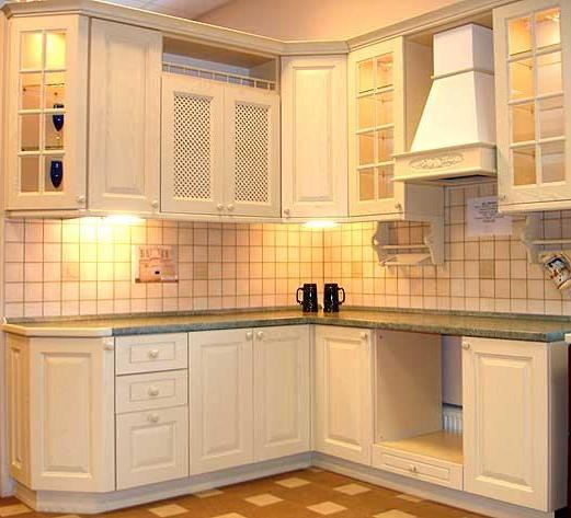 small kitchen cabinets design photo - 1