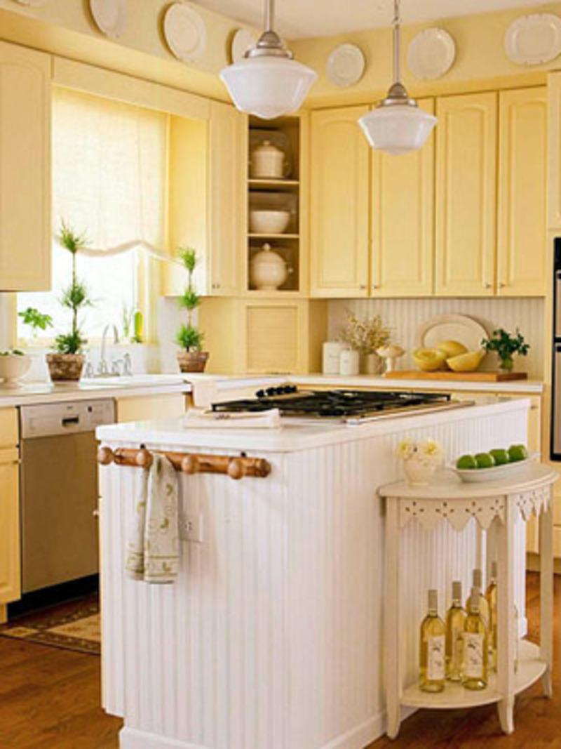 small kitchen cabinets ideas photo - 2