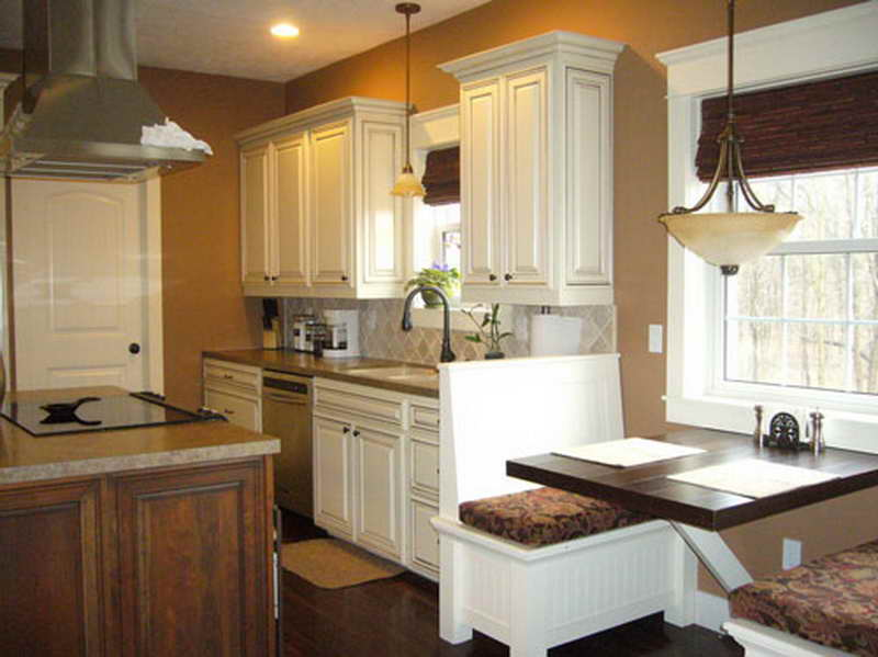 small kitchen color ideas pictures photo - 1