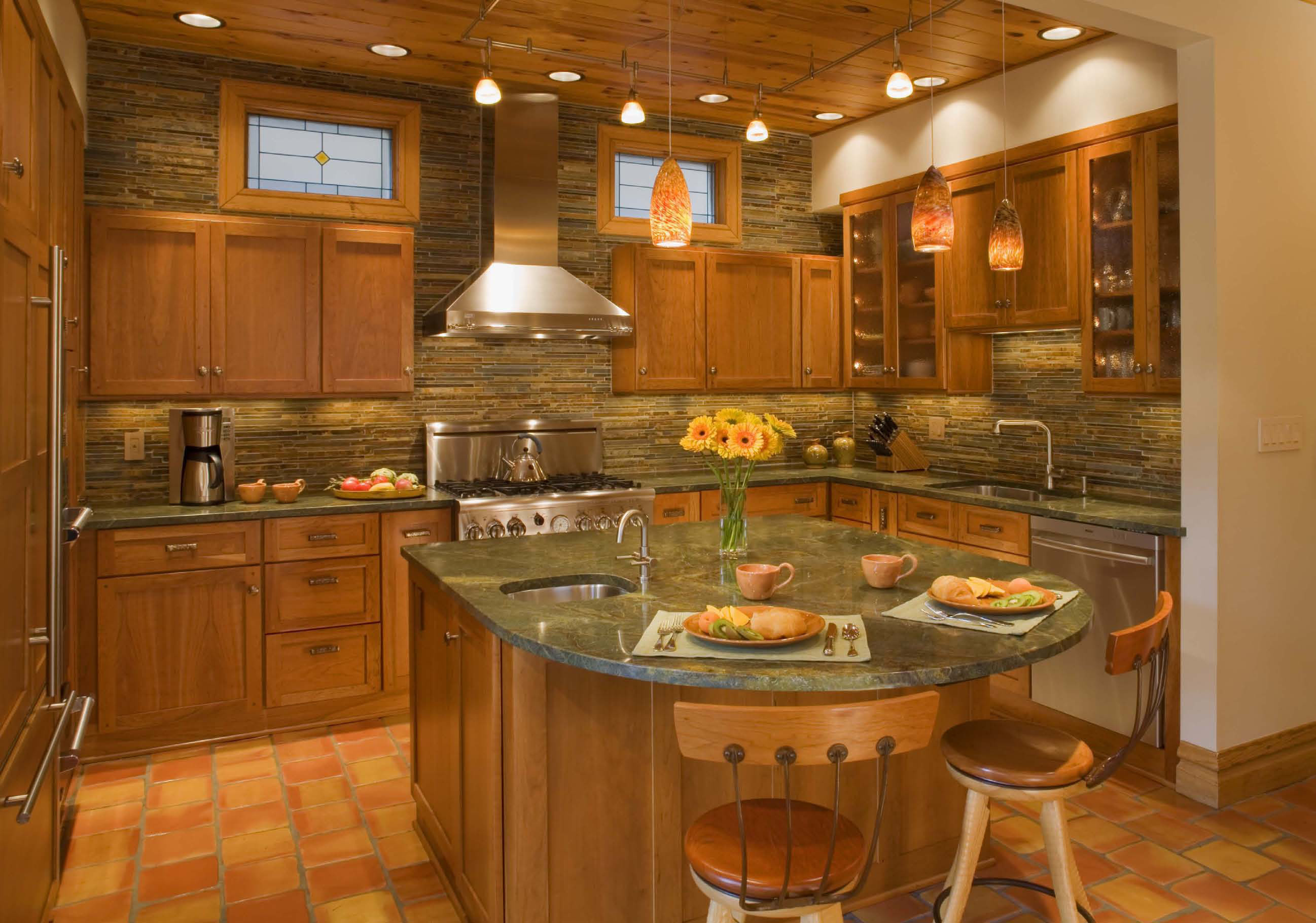 small kitchen countertop ideas photo - 1