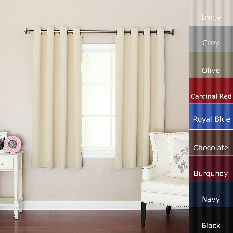 small kitchen curtains photo - 1