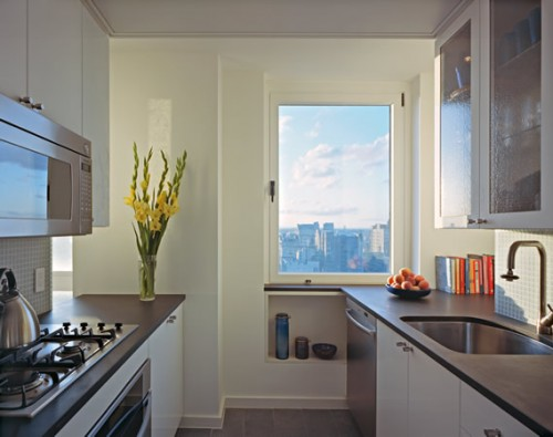 small kitchen decorating ideas for apartment photo - 2