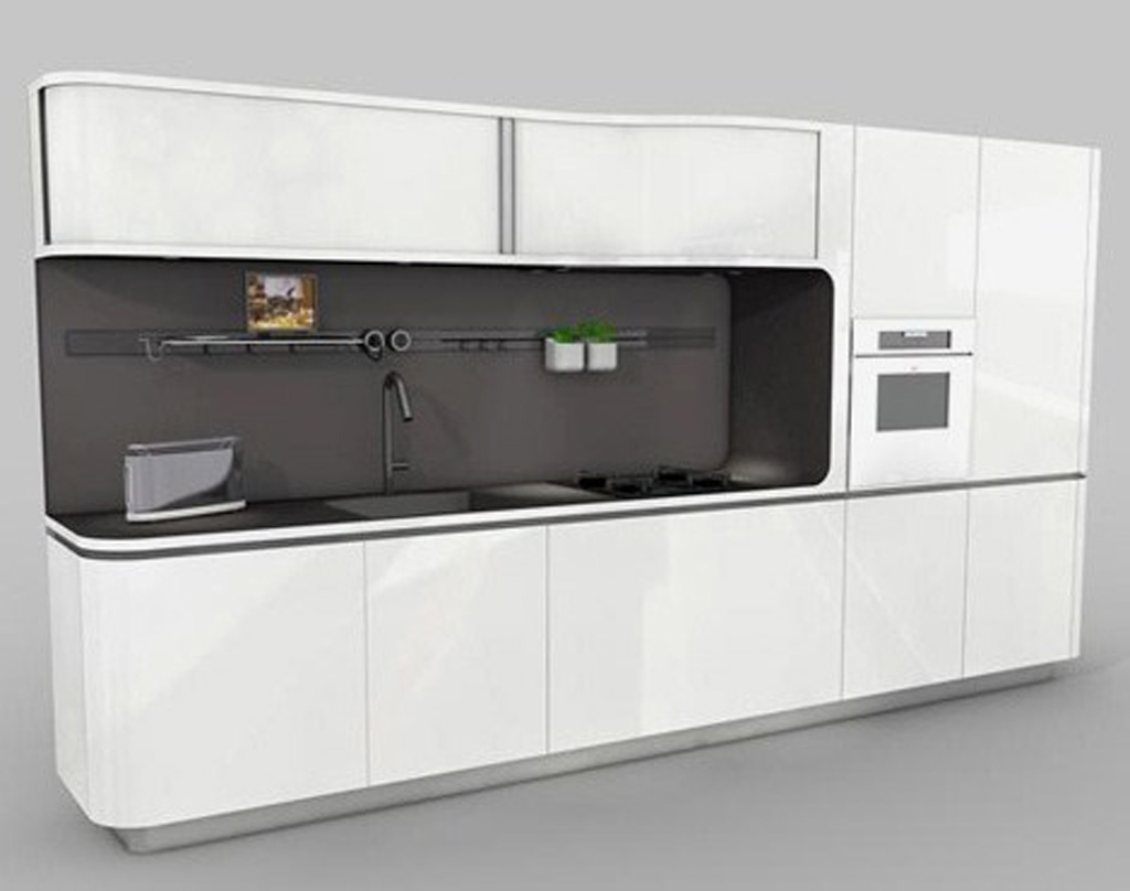 small kitchen design layouts photo - 1