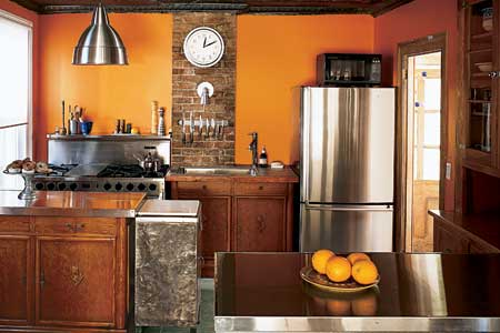 Small kitchen design solutions large and beautiful for Small kitchen solutions design