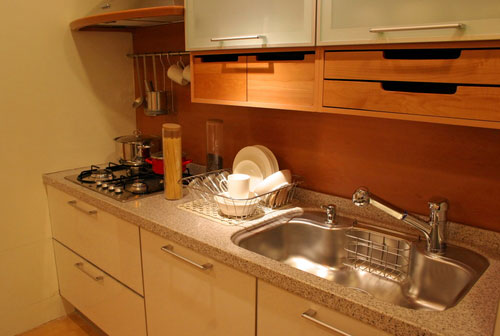 small kitchen design solutions photo - 2