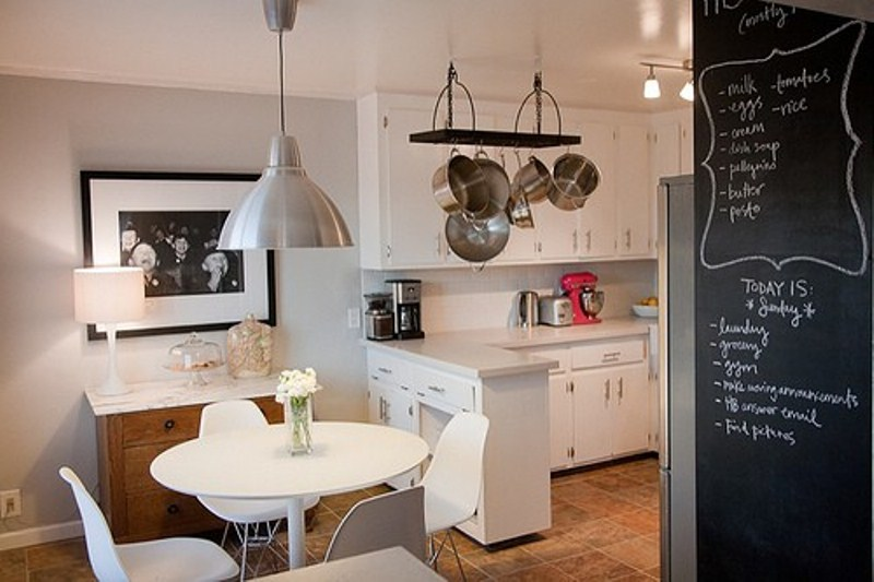 small kitchen dining photo - 1