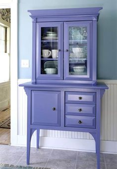 Small kitchen hutch - large and beautiful photos. Photo to ...