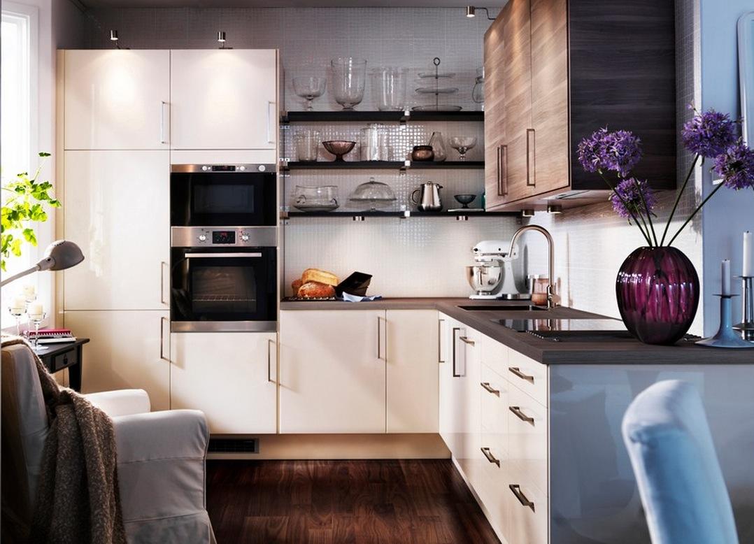 small kitchen ideas apartment photo - 1