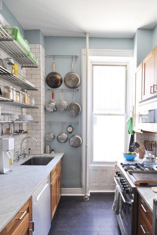 small kitchen ideas apartment photo - 2