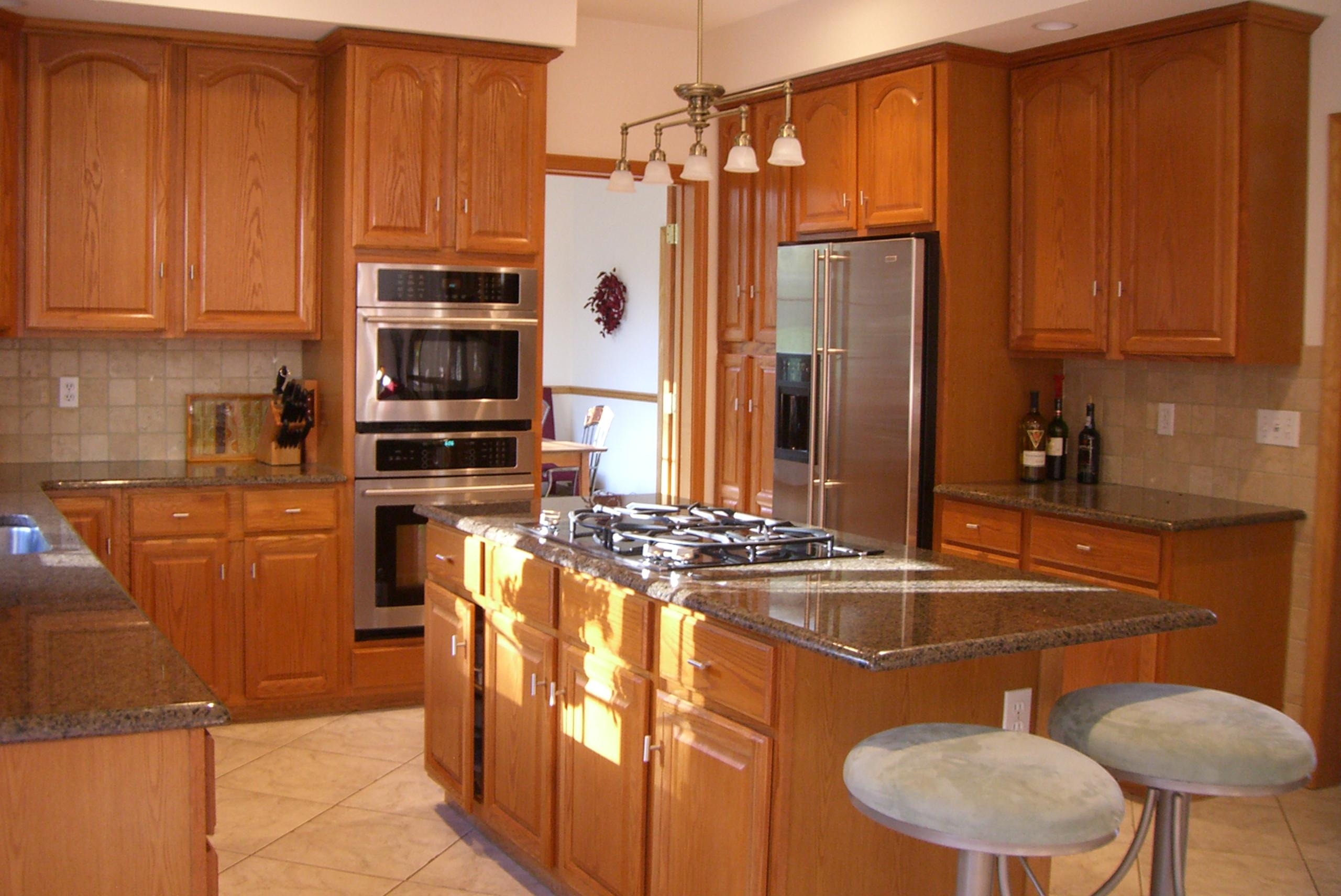 small kitchen layouts ideas photo - 2