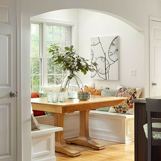 small kitchen nook ideas photo - 2