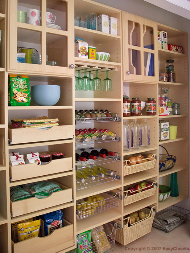 small kitchen organization solutions photo - 1