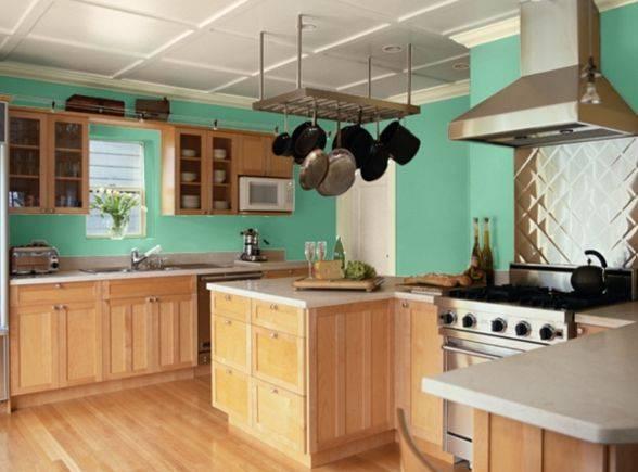small kitchen paint colors photo - 2