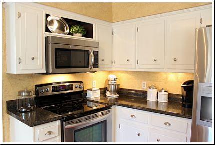 small kitchen painting ideas photo - 1