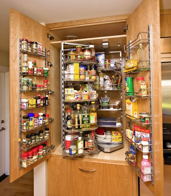Kitchen Pantry Storage Ideas Small Kitchen Pantry  Large And Beautiful Photosphoto To Select .