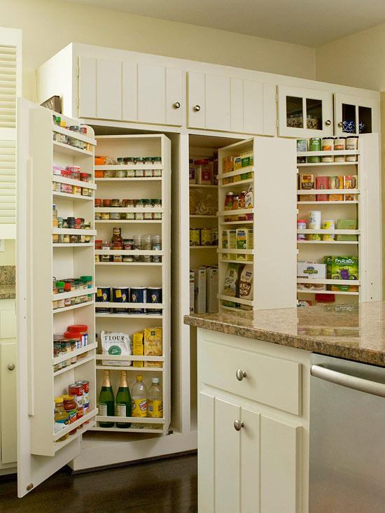 small kitchen pantry ideas photo - 2