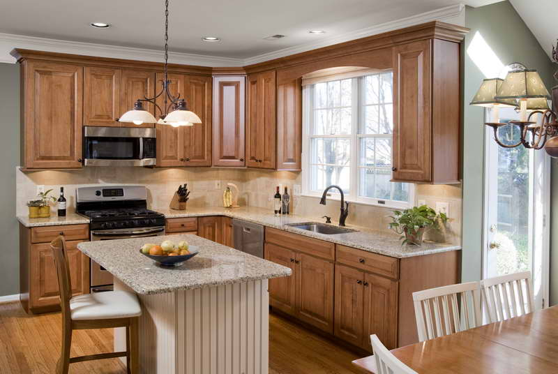 small kitchen remodeling designs photo - 1