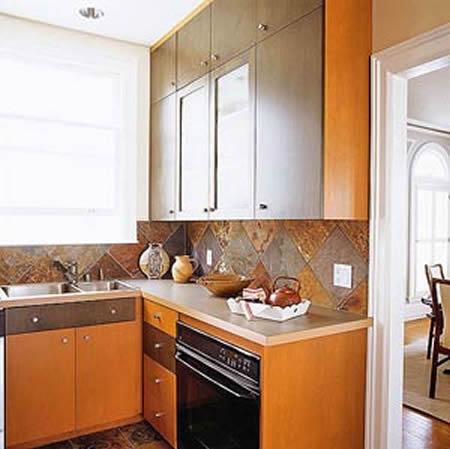small kitchen remodels photo - 2