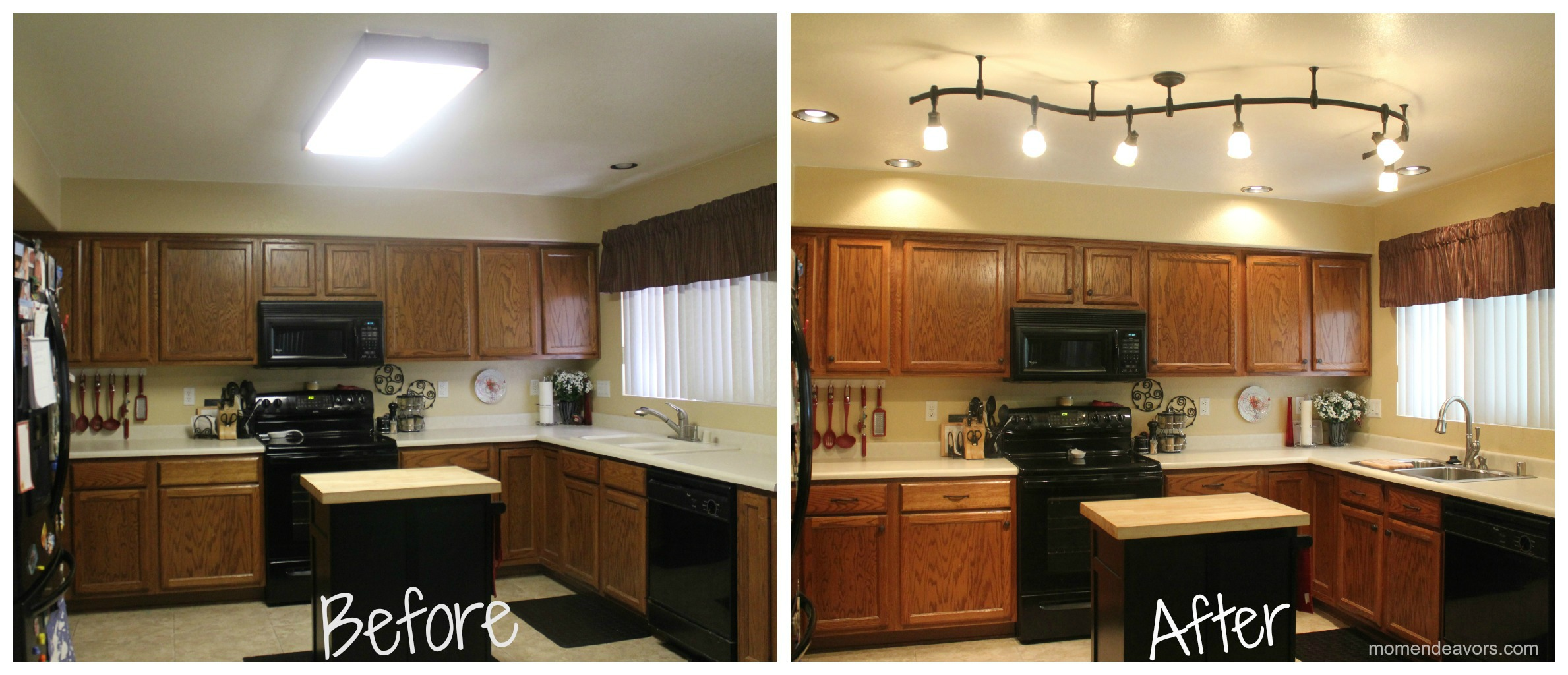 Small kitchen remodels before and after large and beautiful photos photo to select small - Remodeling a small kitchen before and after ...
