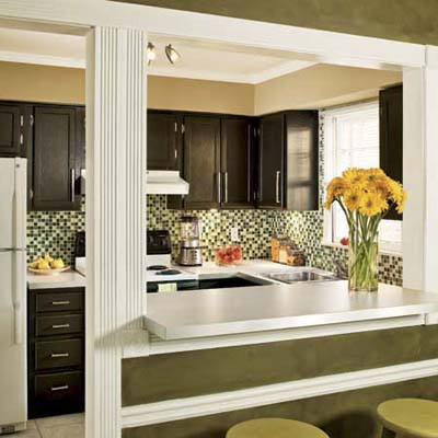 Small kitchen remodels on a budget - large and beautiful photos ...