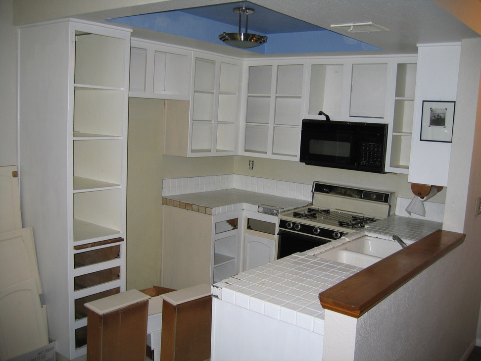 small kitchen renovation ideas photo - 1