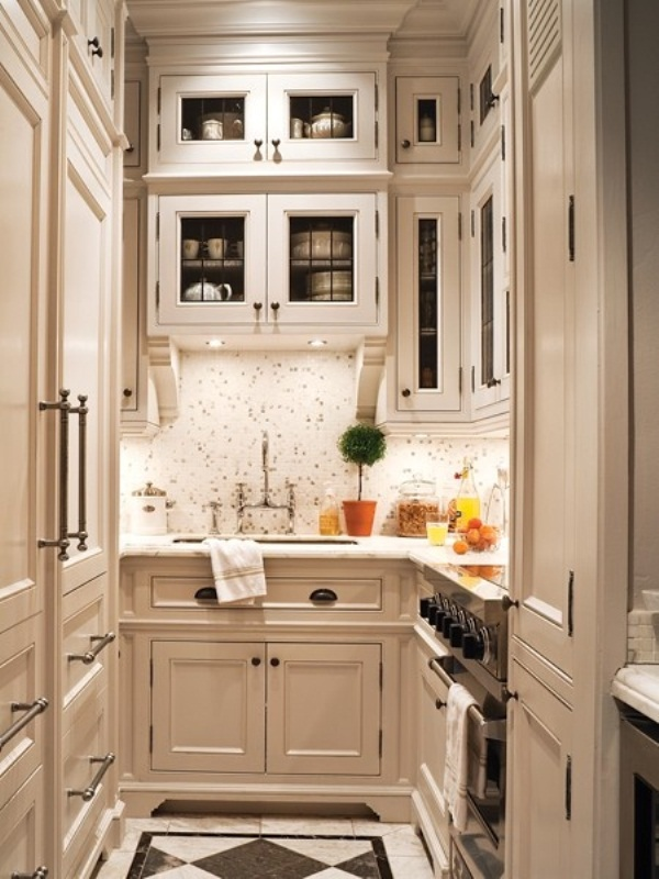 small kitchen space ideas photo - 1