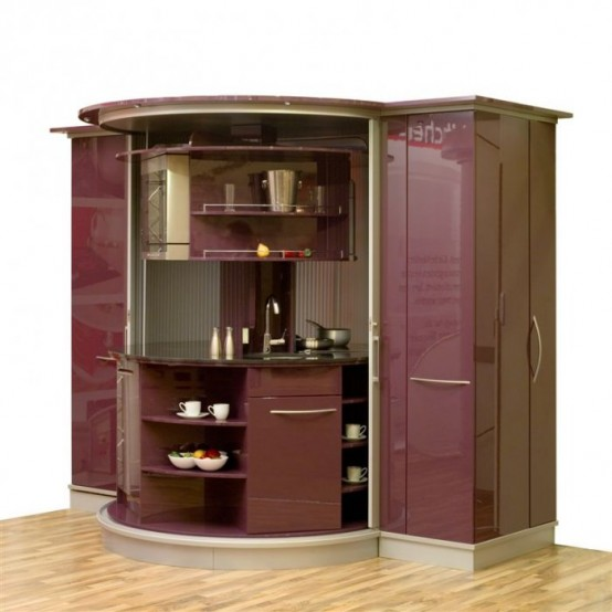 small kitchen space ideas photo - 2