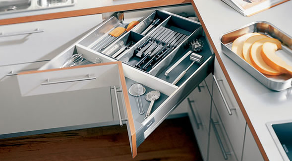 small kitchen storage solutions photo - 2