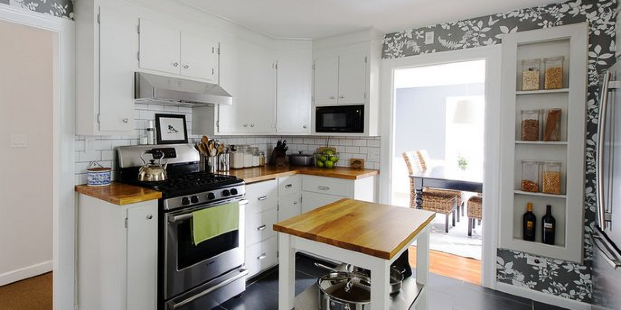 small kitchen updates photo - 2