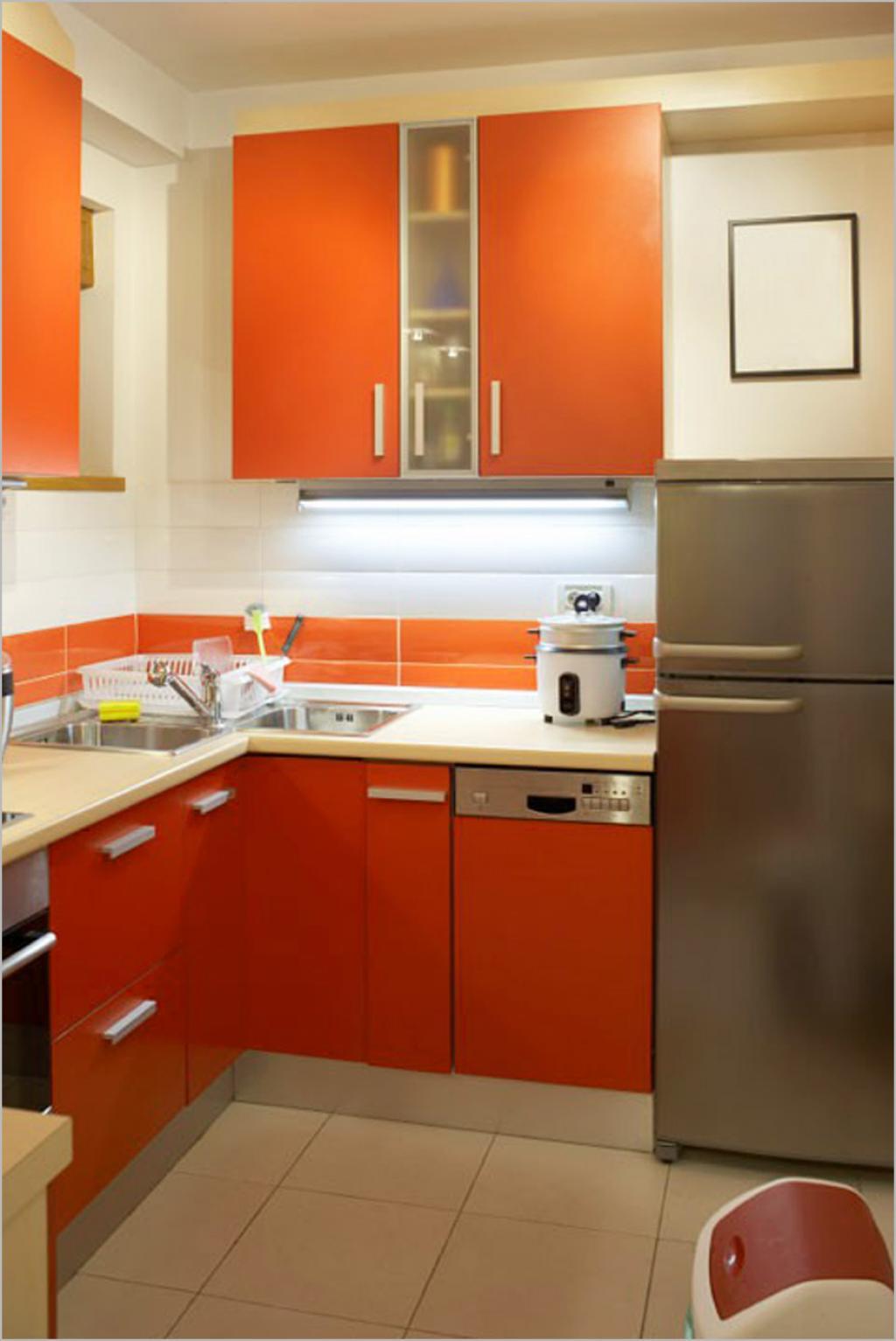small kitchens designs photo - 2