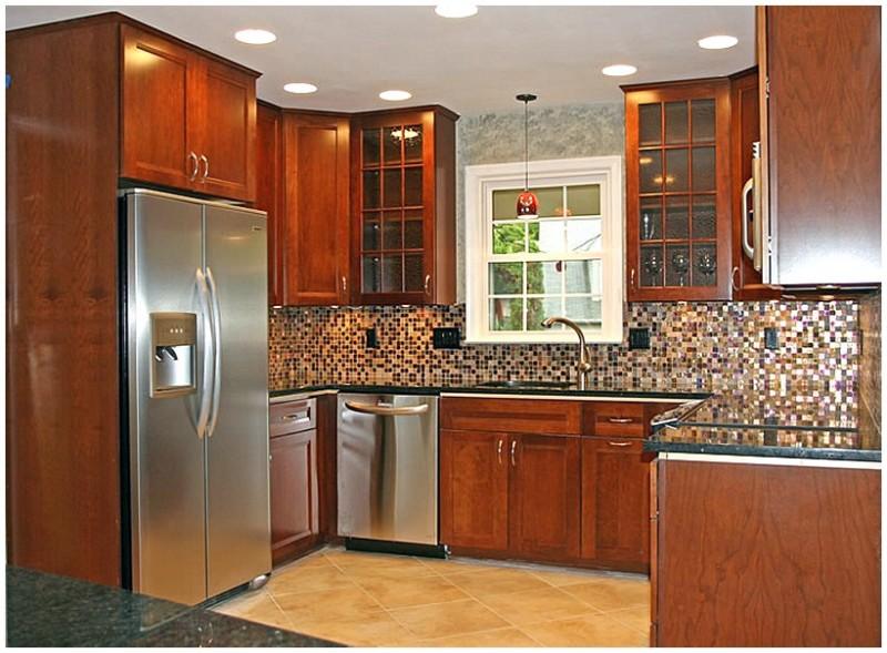 small kitchens on a budget photo - 2