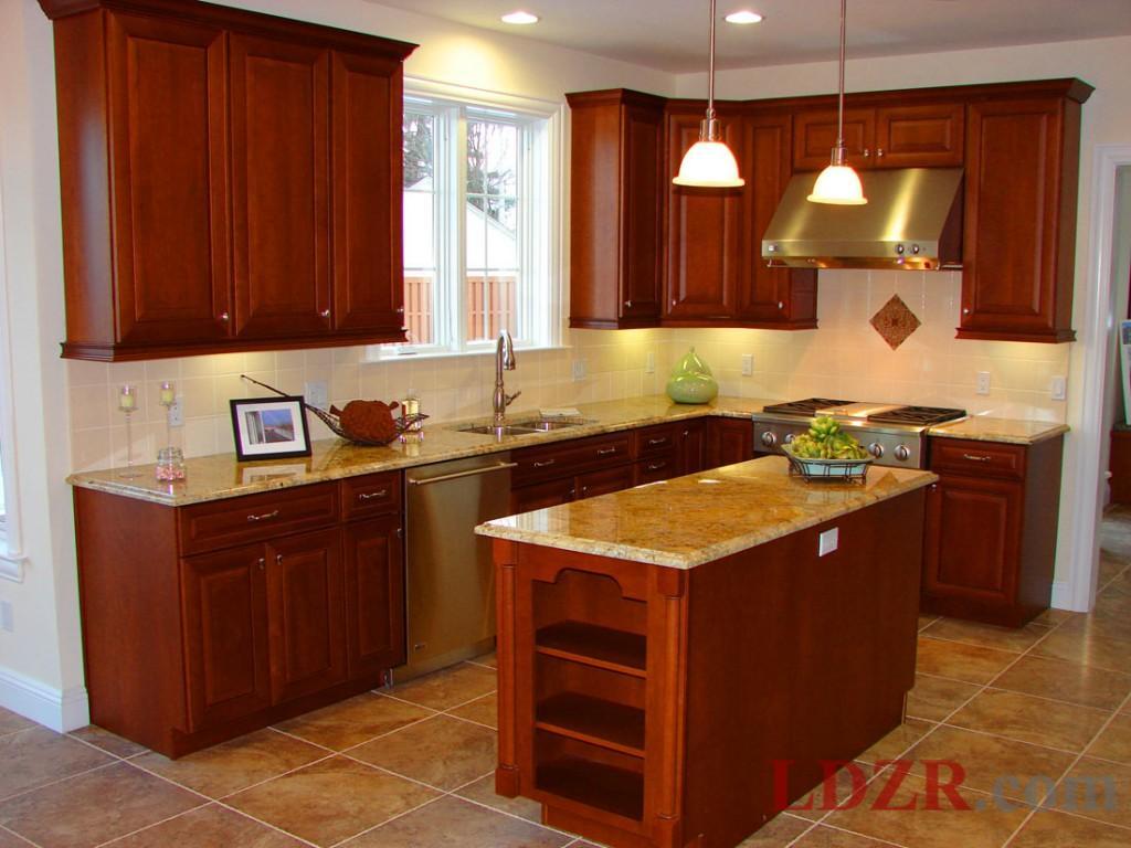 small l shaped kitchen designs photo - 1