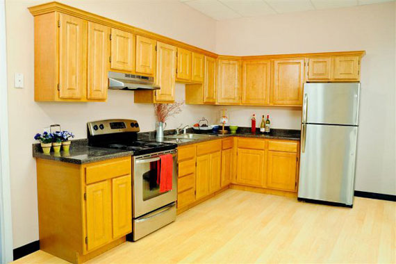 small l shaped kitchens photo - 2