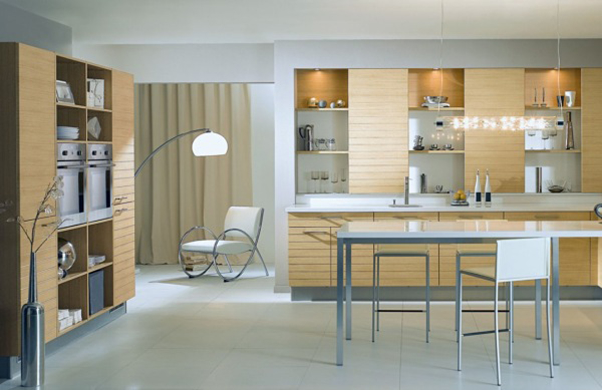 small modern kitchen ideas - large and beautiful photos. photo to