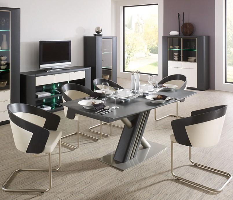 small modern kitchen table photo - 2