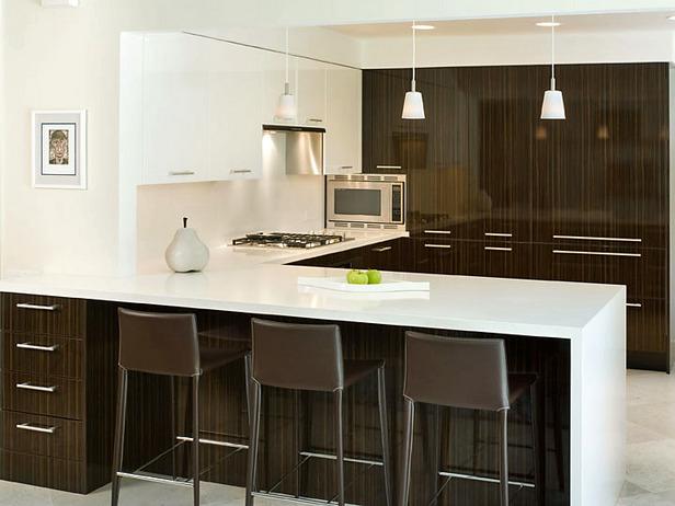 small modern kitchens photo - 1